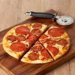 Morrisons Stonebaked Double Pepperoni Pizza 10 Inch