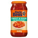 Uncle Ben's Sweet & Sour No Added Sugar Sauce