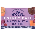 Deliciously Ella Energy Ball Hazelnut & Raisin