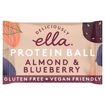 Deliciously Ella Protein Ball Almond & Blackberry