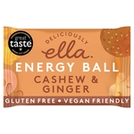 Deliciously Ella Energy Ball Cashew & Ginger