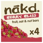 Nakd Berry Bliss Bars