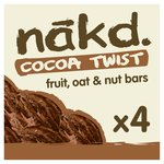Nakd Cocoa Twist Bars