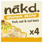 Nakd Banana Bread Bars