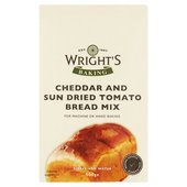 Wright Cheddar & Sun Dried Tomato Mix