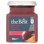 Morrisons The Best Beetroot And Orange Chutney