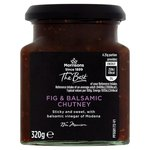 Morrisons The Best Fig And Balsamic Chutney
