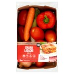 Grower's Pride Italian Lasagne Meal Kit