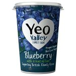 Yeo Valley Blueberry Yogurt