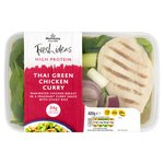Morrisons Hi Protein Thai Green Curry
