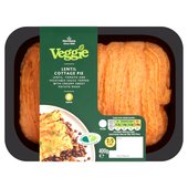 Morrisons Lentil Cottage Pie