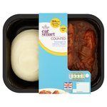 Morrisons Eat Smart Counted Sausage & Mash