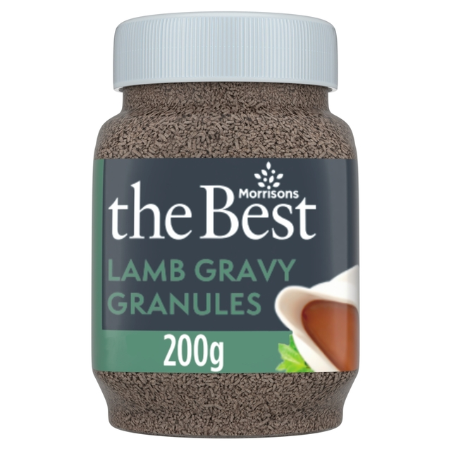 Morrisons The Best Lamb & Mint Gravy Granules