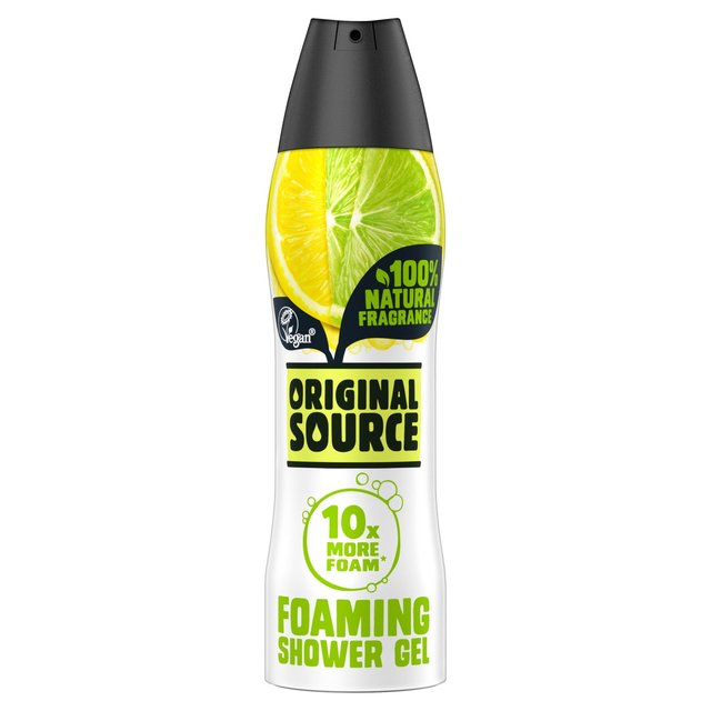 Original Source Foaming Lemon And Lime