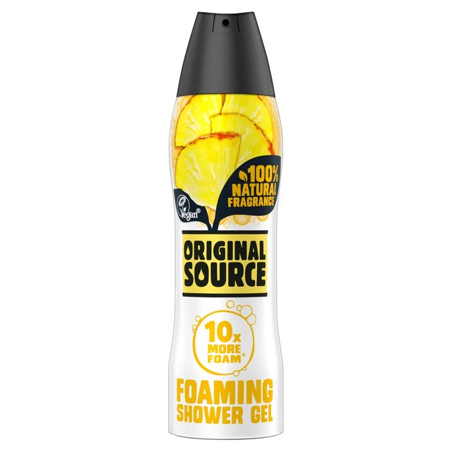 Original Source Foaming Pineapple