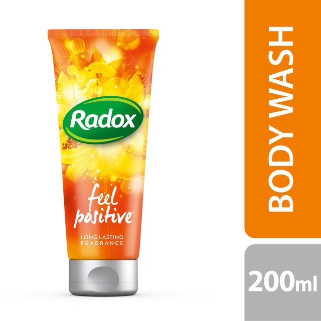 Radox Feel Positive Scent Touch Bodywash