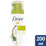 Dove Shower Mousse Coconut Oil 200Ml