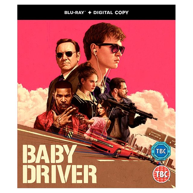 Baby Driver Blu-Ray (15)