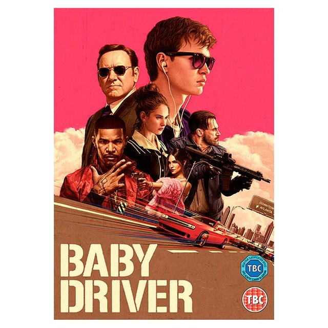 Baby Driver DVD (15)
