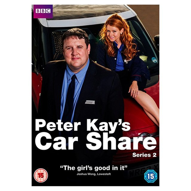 Peter Kay Car Share Series 2 DVD (15)