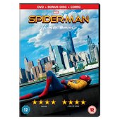 Spider Man Home Coming Two Disc Limited Edition Dvd (12)