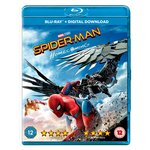 Spider Man Home Coming Blu Ray (12)
