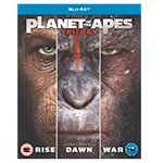 Planet Of The Apes Trilogy Blu-Ray(12)