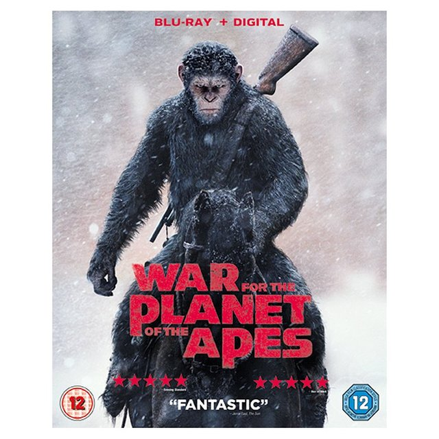 War Of The Planet Of The Apes Blu-Ray (12)