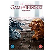 Game Of Thrones Complete Seasons 1-7 DVD (18)