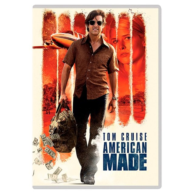 American Made DVD (15)
