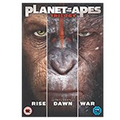 Planet Of The Apes Trilogy DVD (12)