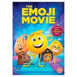 The Emoji Movie DVD (PG)
