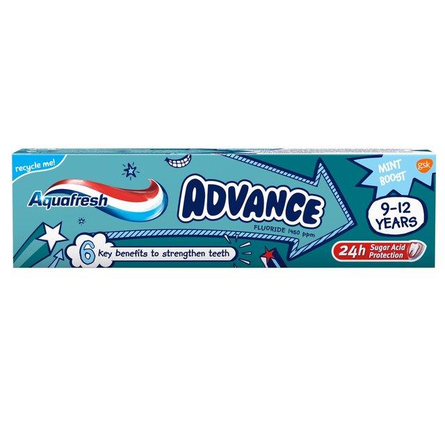 Aquafresh Advance Kids Toothpaste
