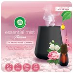 Air Wick Essential Mist Peony & Jasmine Diffuser Kit