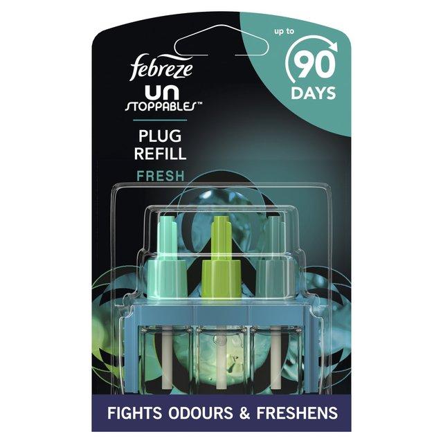 Unstoppables Fresh 3volution Air Freshener Plug In Refills