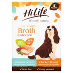 HiLife The Broth Selection 5 Pouch Pack