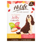 HiLife the Jelly Selection 5 Pouch Pack