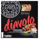Pizza Express Romana Divalo Pizza