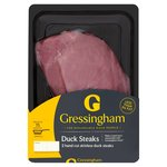 Gressingham Duck Steaks