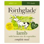 Forthglade Lamb With Brown Rice & Vegetables