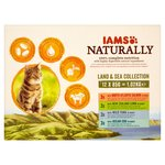 Iams Naturally Land and Sea Collection