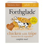 Forthglade Chicken With Tripe & Brown Rice & Vegetables
