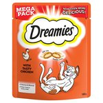 Dreamies With Tasty Chicken