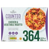 Morrisons Counted Risotto