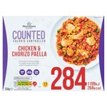 Morrisons Counted Paella