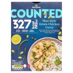Morrisons Counted Thai Green Curry