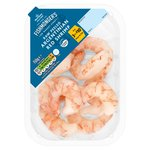 Morrisons Market St Raw Peeled Argentinian Red Shrimp
