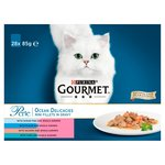 Gourmet Perle Ocean Delicacies Mini Fillets In Gravy