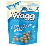 Wagg Puppy & Junior Treats With Chicken & Yoghurt