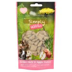 Simply Nibbles Garden Herbs & Apple Cushions